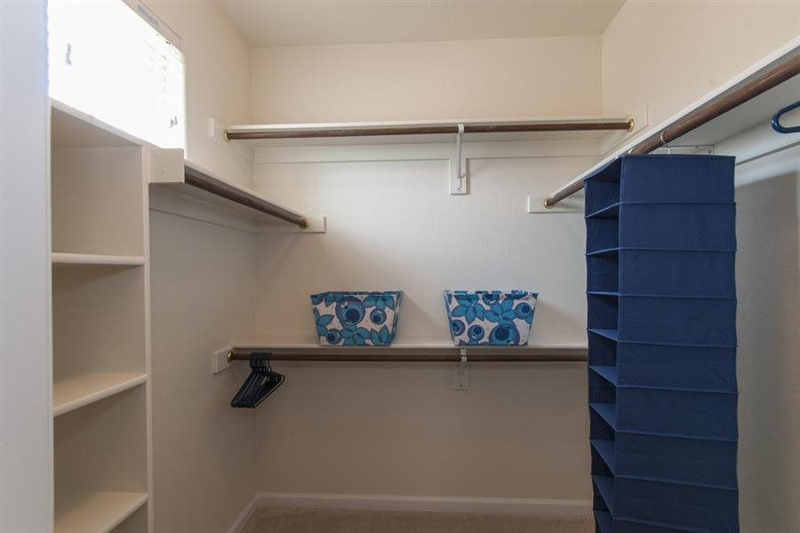 Parc Woodland, Conroe, TX,77384 has Expansive Walk-in Closets