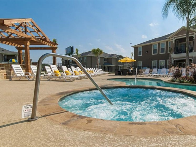 Heated Pool at Parc Woodland, Conroe, TX,77384