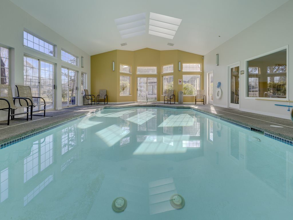 Large Indoor Swimming Pool at Saratoga Apartments, 11812 E. Gibson Rd., Washington