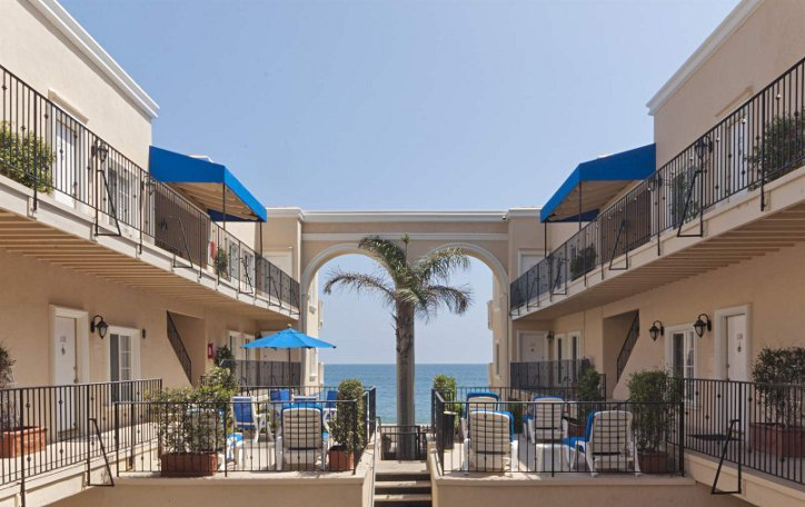 Malibu Beach Club Apartments In Ca