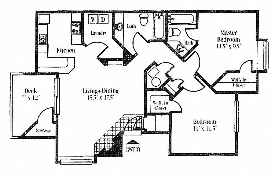 Longs Peak Floor Plan 3
