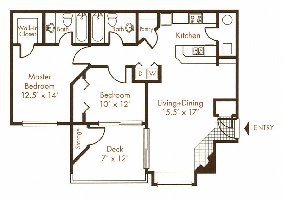 Pinewood Floor Plan 2