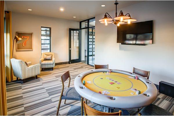 Ridge at Robinson Poker Room