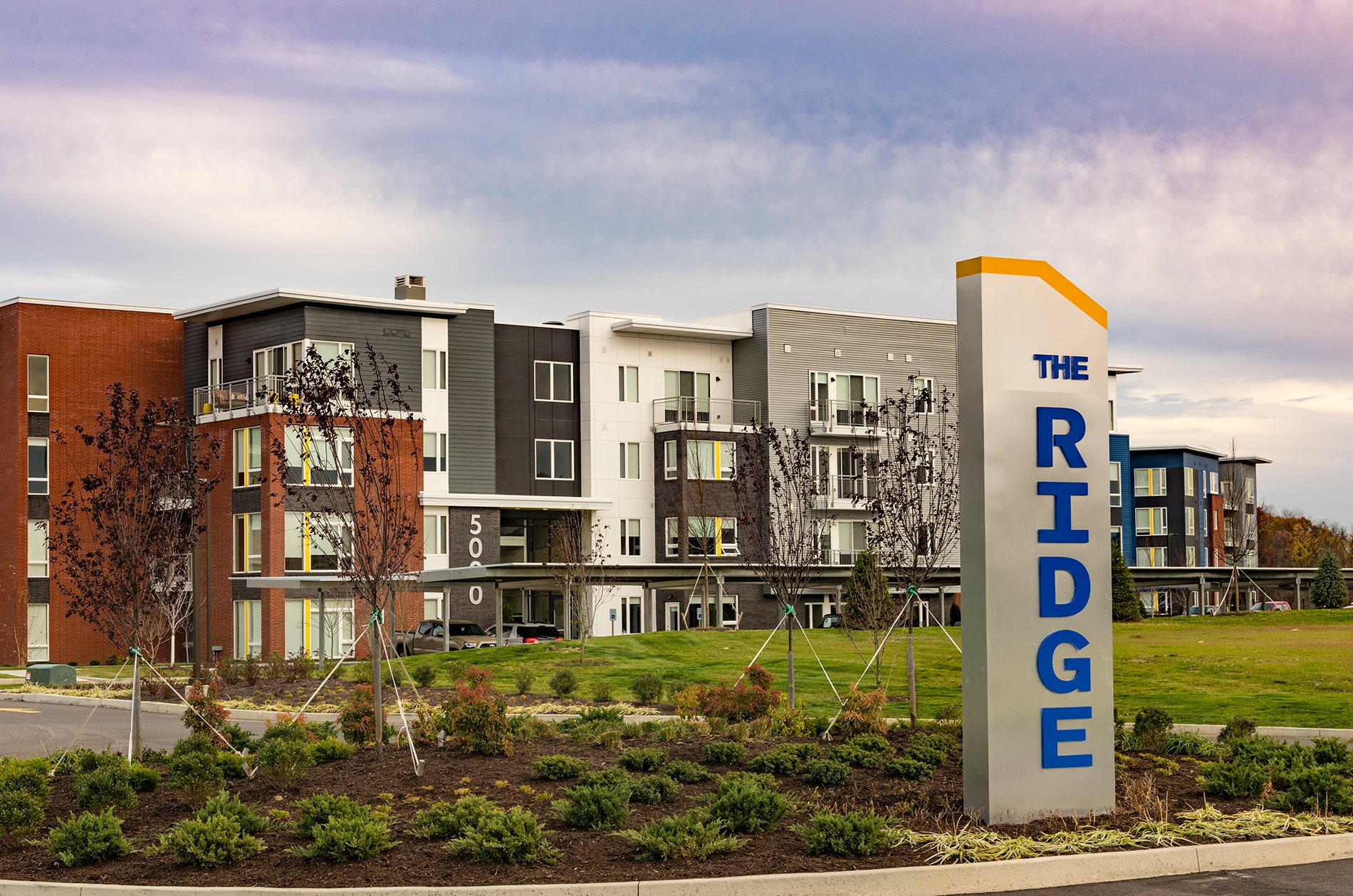 Access Controlled Entry at The Ridge at Robinson Apartments, PA, 15205