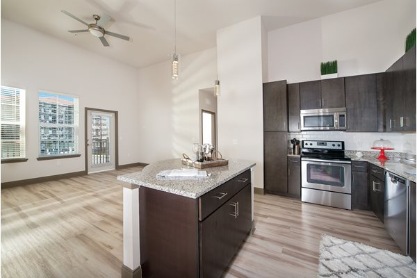 Energy Efficient Stainless Steel Appliances at Lugano Apartments_Kissimmee Apartments Orlando Apartments, Florida