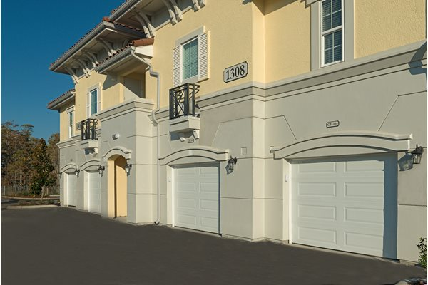 Attached and Detached Garages Available at Lugano Apartments_Kissimmee Apartments, Orlando FL Apartments