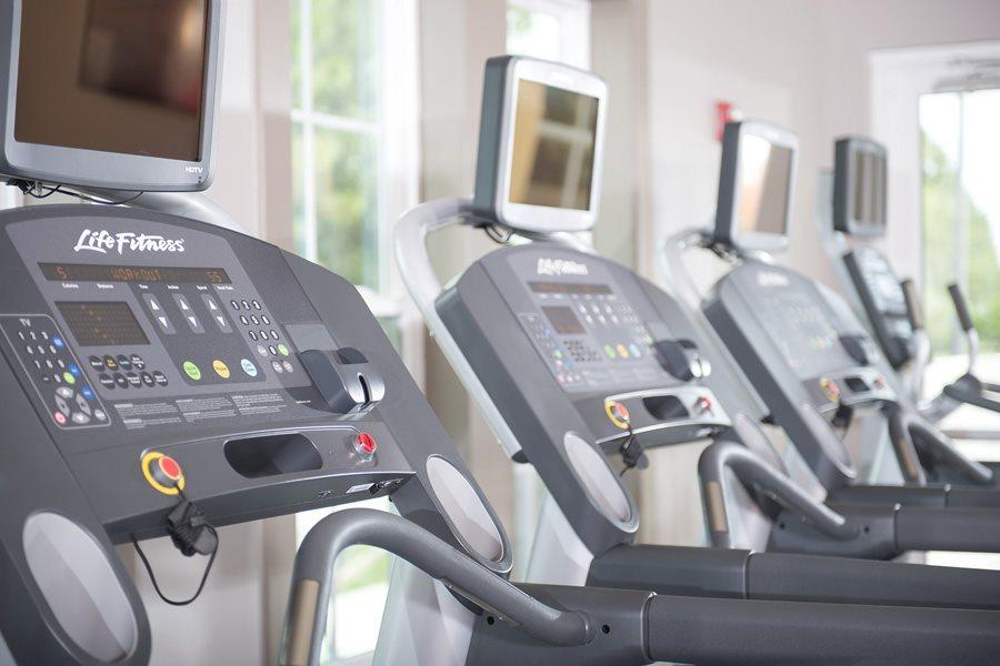 Fitness Center at Lugano Apartments, Florida 34741