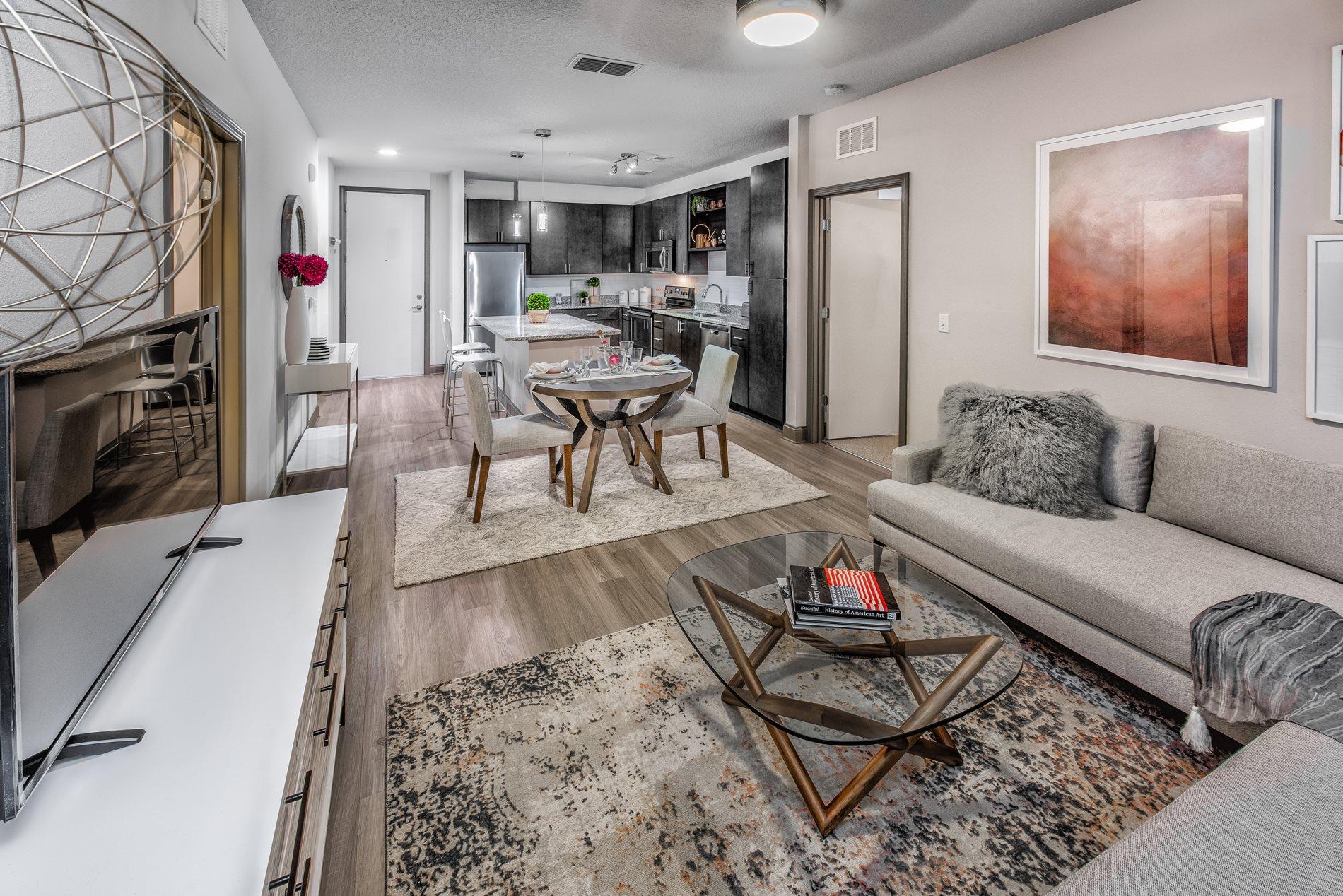 Redesigned Apartment Homes at  Lugano Apartments, Florida