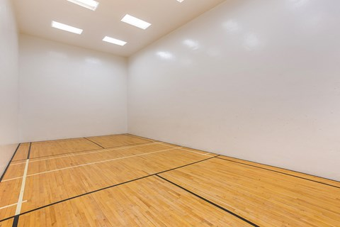 Antlers_Racquetball Court