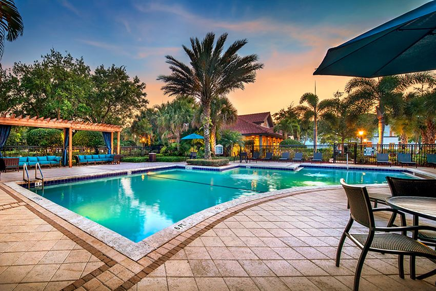 Bell Parkland View of Pool