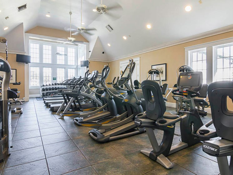Enders Place at Baldwin Park Fitness Center