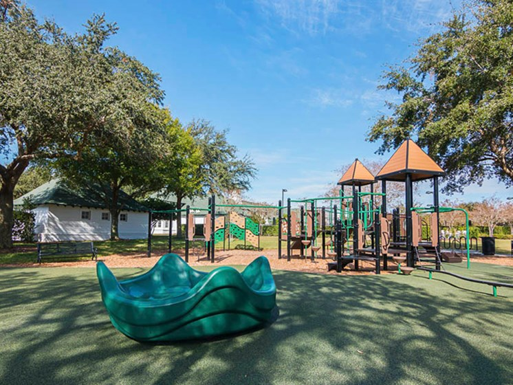 Enders Place at Baldwin Park Playground
