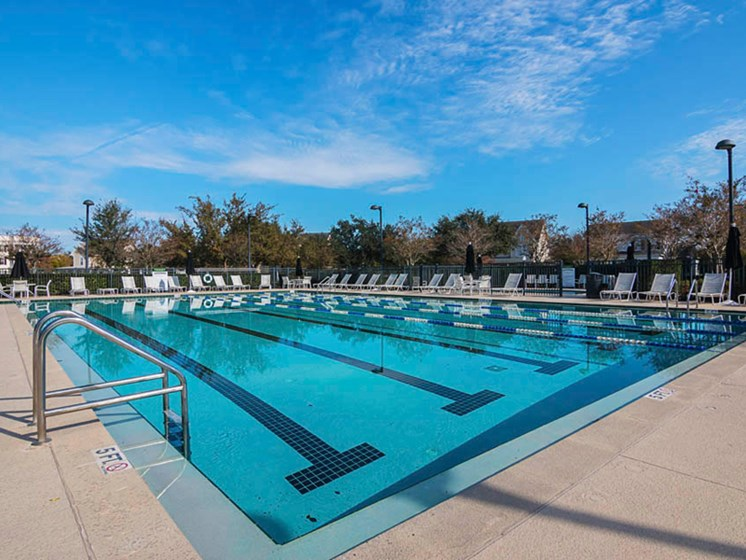 Enders Place at Baldwin Park Pool