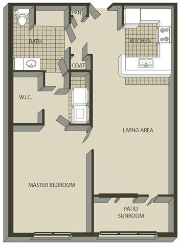 Acadia Floor Plan 1
