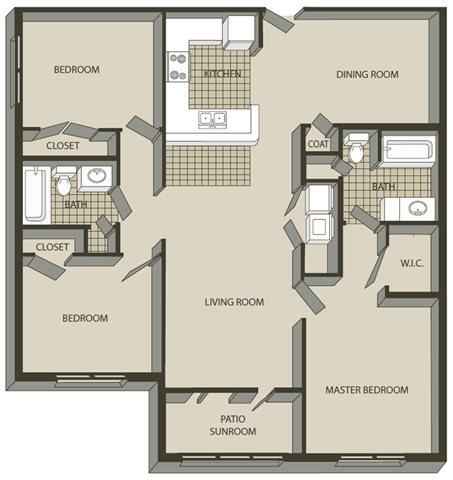 Cypress Floor Plan 4