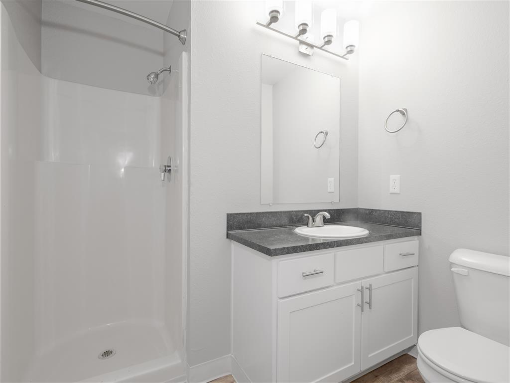 Bathroom | The Township Apartments For Rent in Canby, OR