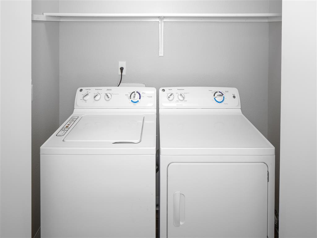 Laundry Room | The Township Apartments For Rent in Canby, OR