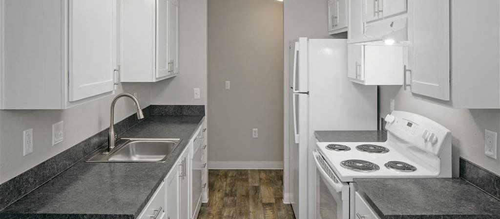 The Township Apartment Homes Kitchen