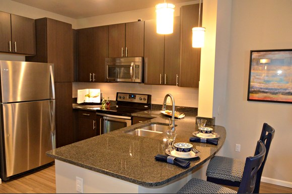 alinea town country apartments st louis mo from 1 130