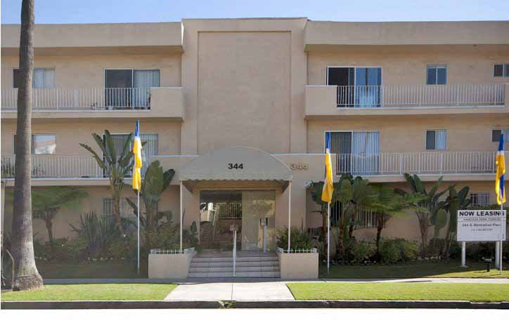 Los Angeles Beverly Hills Apartments