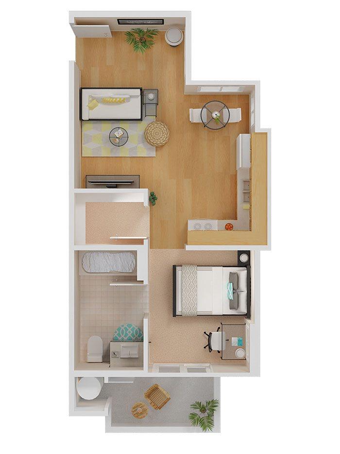 Junior Floor Plan 2
