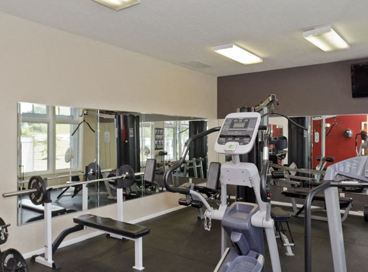 Catalina Club Apartments Fitness Center