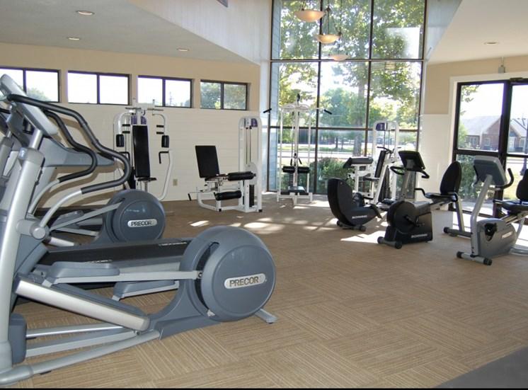 Deercross Apartments Fitness Center