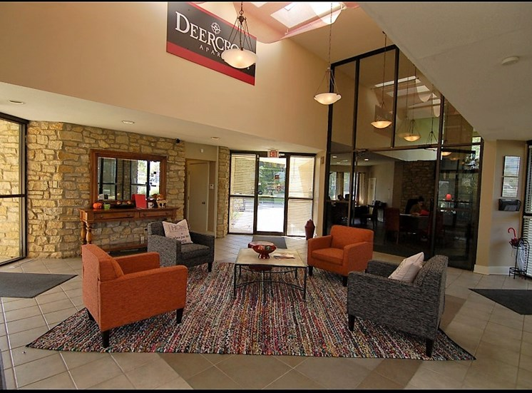 Deercross Apartments Lobby