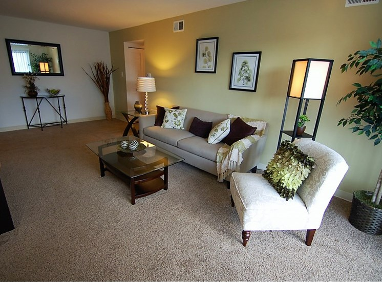 deercross apartment interior