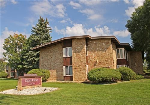 Cedar Crest Apartments Community Thumbnail 1