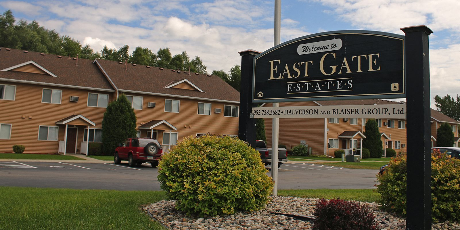 East Gate Estates and apartments New Prague 3