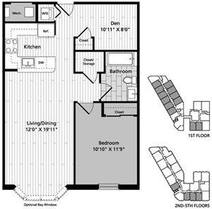 Gatehouse 75 Apartments, 75 West School Street, Charlestown, MA ...