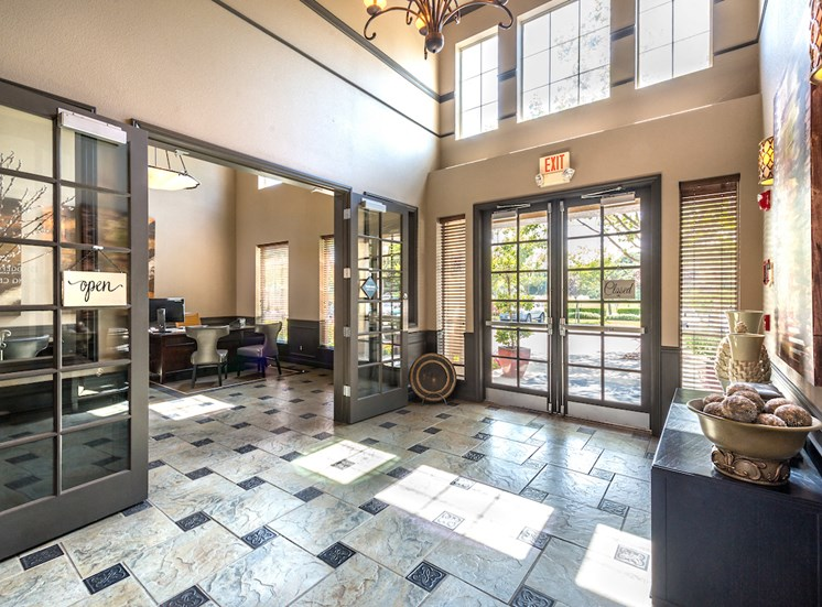 Leasing Office Entry