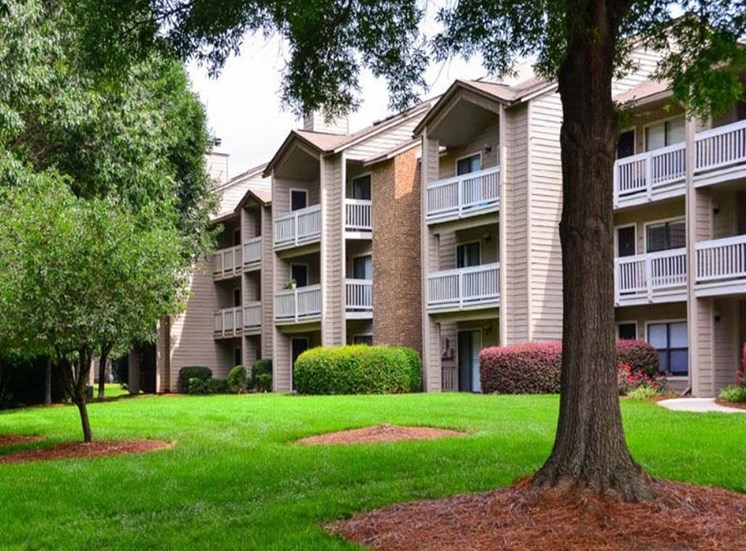 Lush Green Outdoor Spaces at Ascent Pineville, North Carolina, 28226