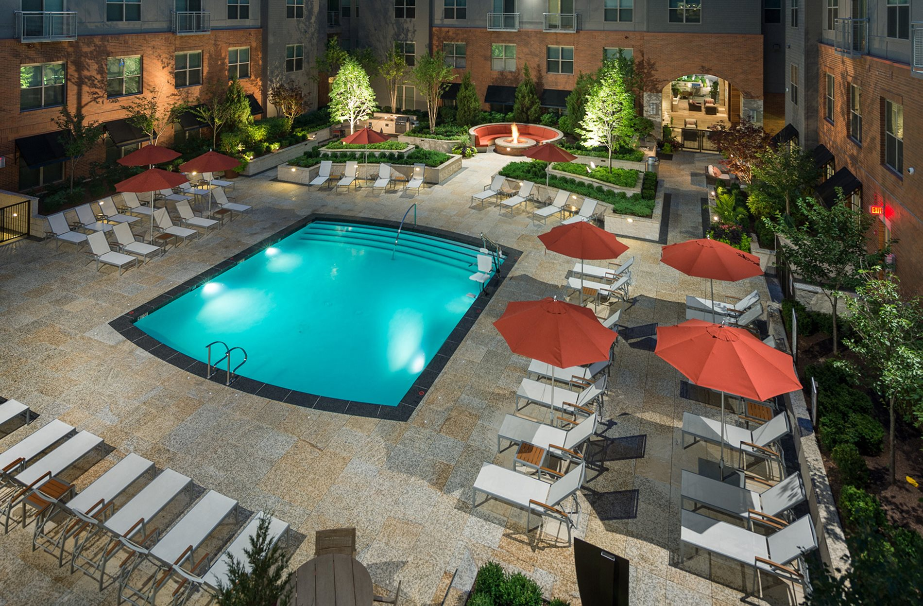 Resort Style Community at Windsor at Cambridge Park, 160 Cambridge Park Drive, Cambridge, MA 2140
