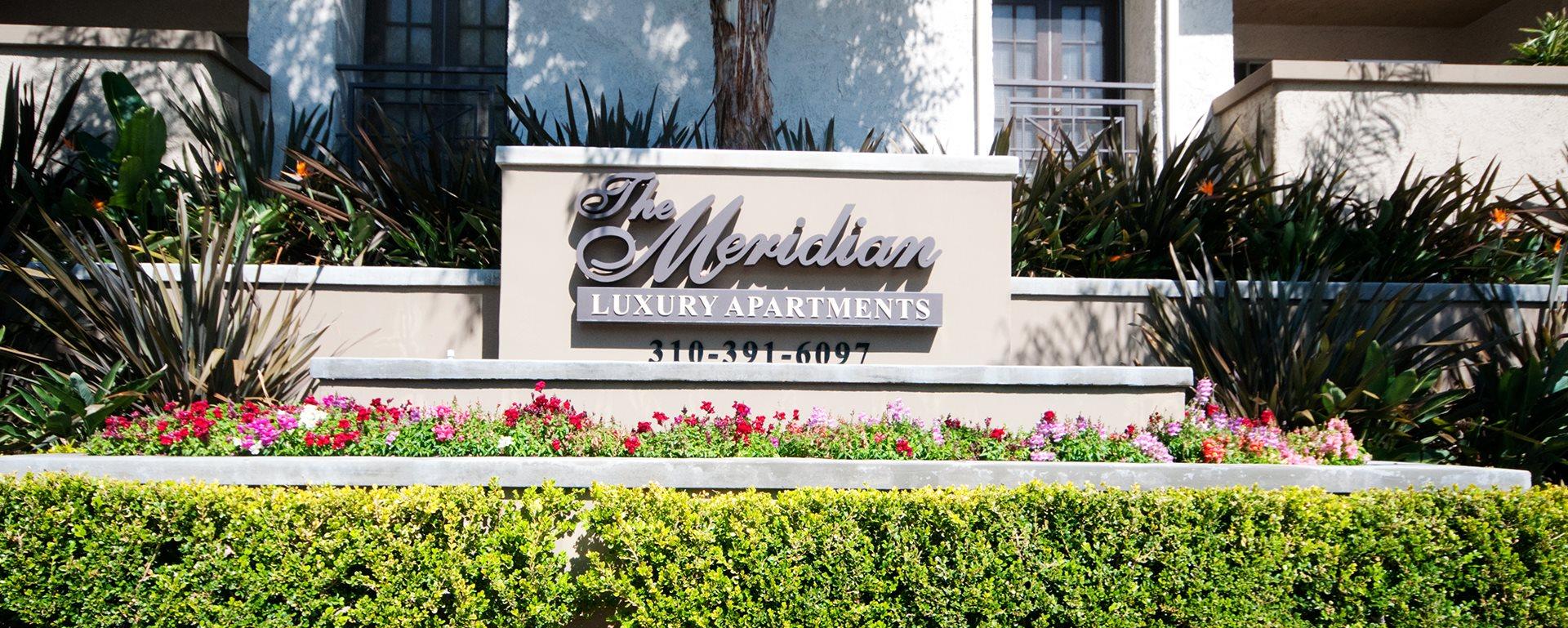 The Meridian Luxury Apartments Los Angeles