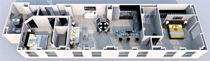 Bluenose Floor Plan 10