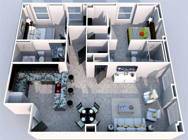 Bootlegger Floor Plan 7