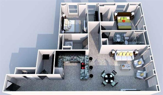 Charleston Floor Plan 9