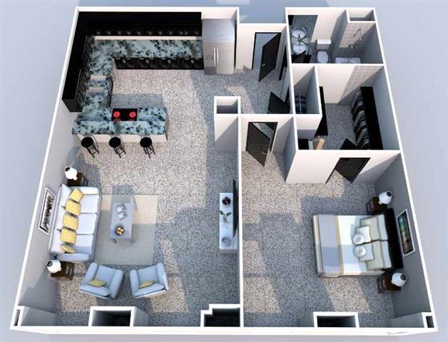 Martini Floor Plan 4