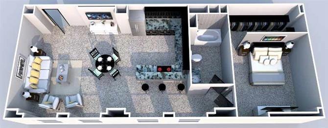 Peabody Floor Plan 5