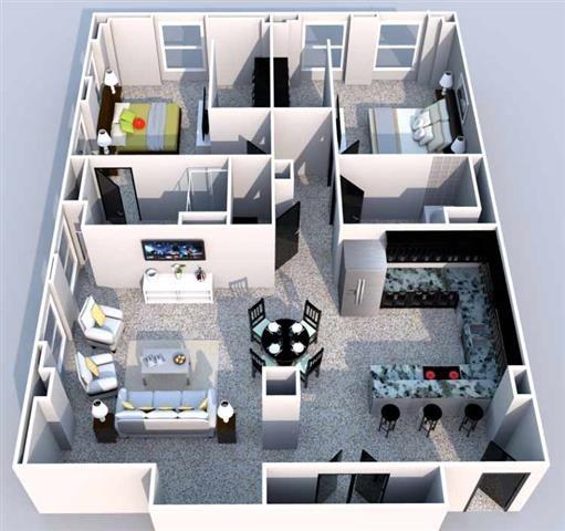 Pendergast Floor Plan 11