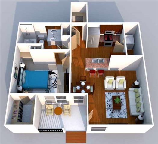 Monet Floor Plan 1