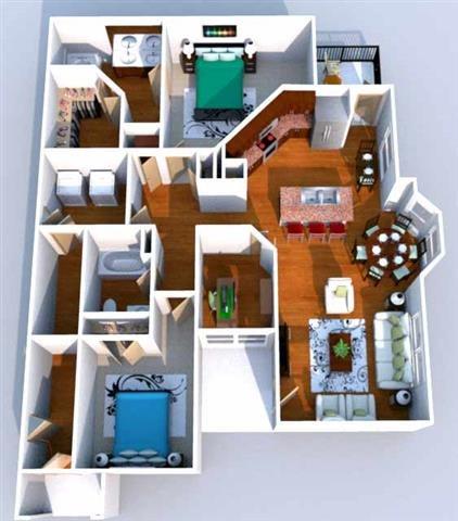 Exbury Floor Plan 8
