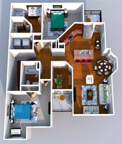 Shalimar Floor Plan 9