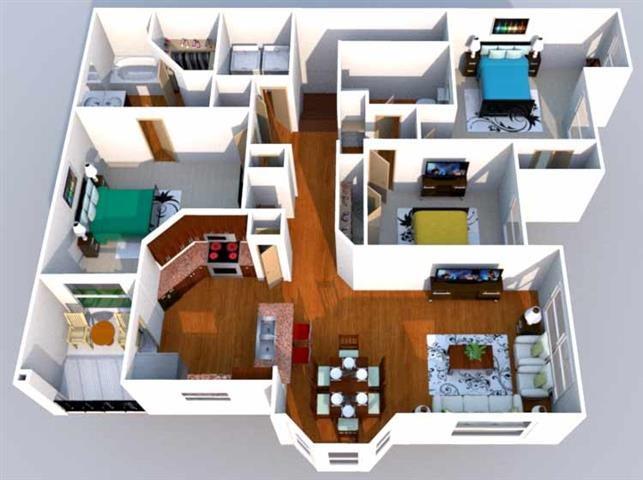 Villa Lante Floor Plan 11