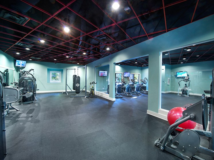 State of the Art New Fitness Center