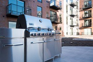 Gourmet Grilling Stations