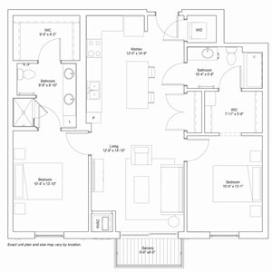 oxbo apartments