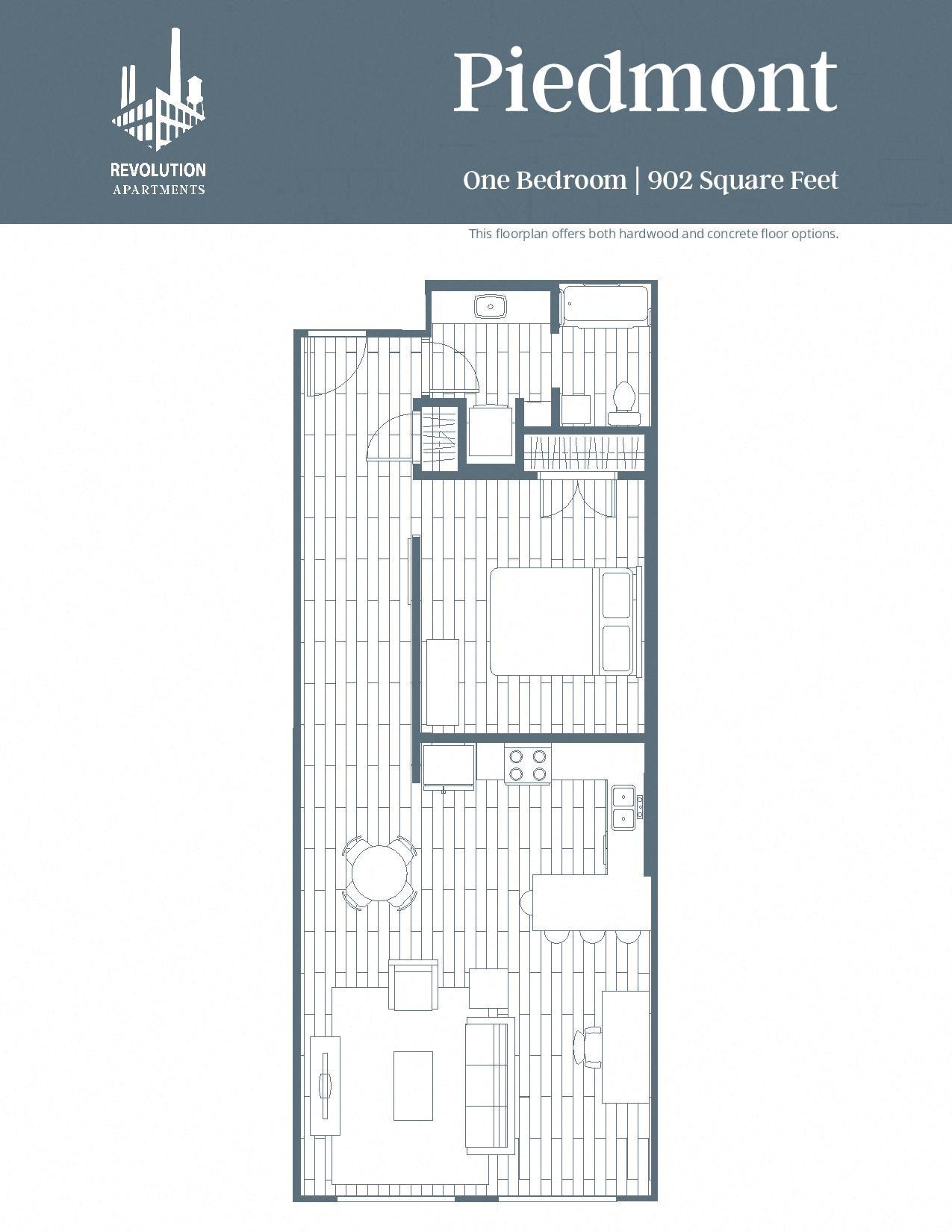 Piedmont Floor Plan 11